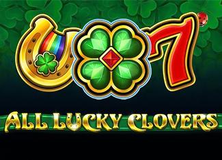 All Lucky Clovers