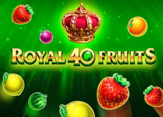 Royal Fruits 40