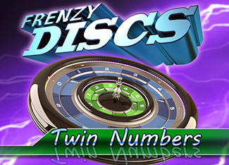 Frenzy Discs - Twin Numbers
