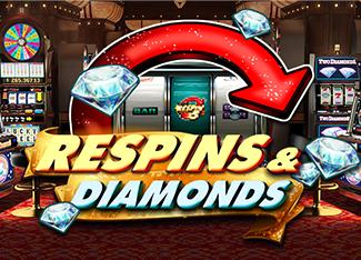 Respins & Diamonds