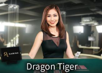P - Dragon Tiger