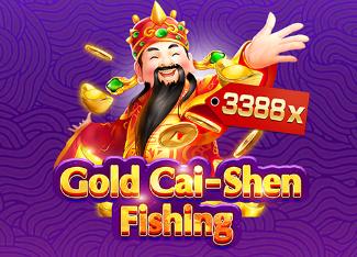 Gold Cai-Shen Fishing