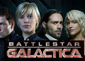 Batte Star Galactica