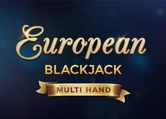 Multi Hand European Blackjack