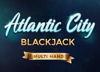 Multi Hand Atlantic City Blackjack