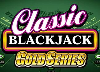 Multi Hand Classic Blackjack Gold