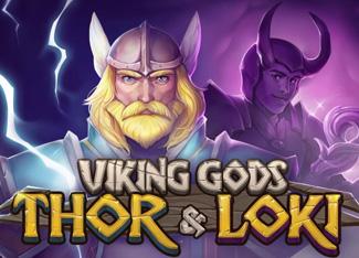 Viking Gods: Thor and Loki