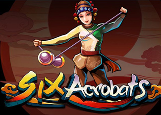 Six Acrobats
