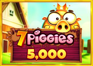7 Piggies 5,000