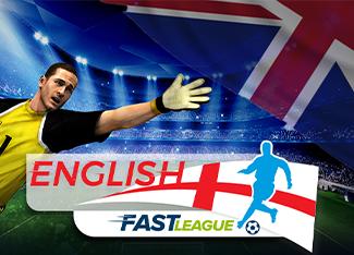 English Fast League Football Single