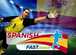Spanish Fast League Football Single