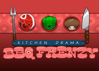 Kitchen Drama BBQ Frenzy