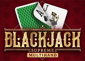 Blackjack Supreme Multi Hand Perfect Pairs