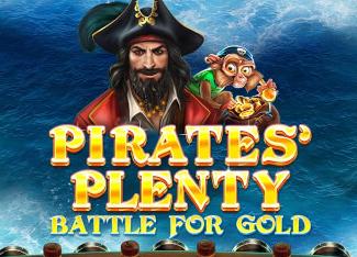 Pirates' Plenty Battle For Gold